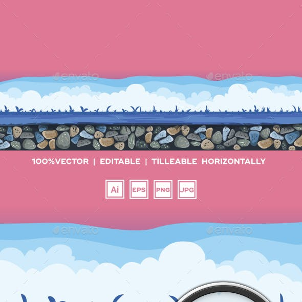 Fantasy Game Background