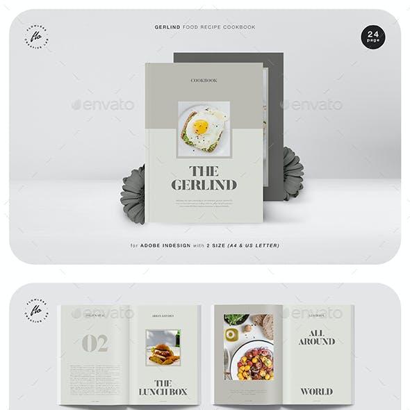 Gerlind Food Recipe Cookbook