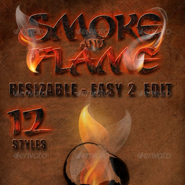 Smoke and Flames