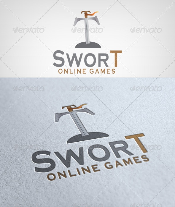 Swort Logo - Letters Logo Templates