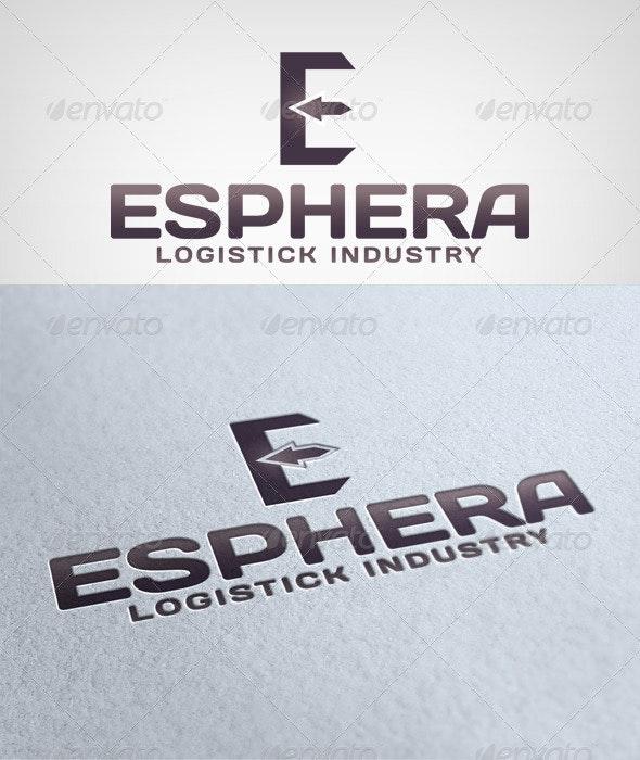 ESPHERE Logo - Letters Logo Templates