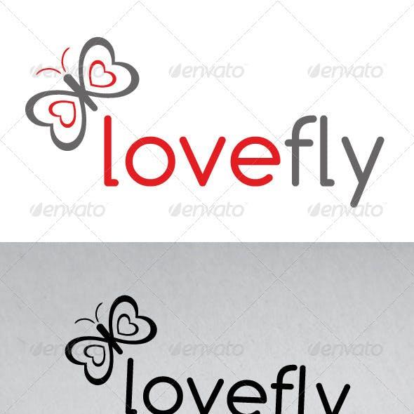 Love Fly Logo