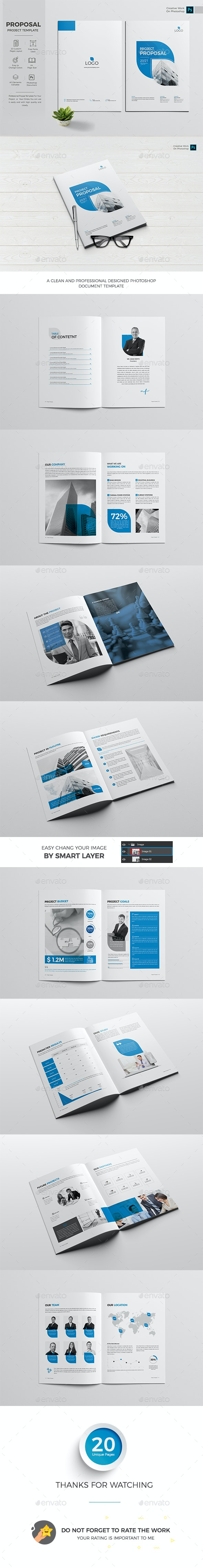 Proposal 20 Pages - Corporate Brochures