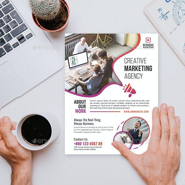 Business Flyer V69