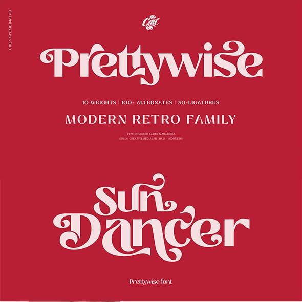Prettywise - Modern Retro Family