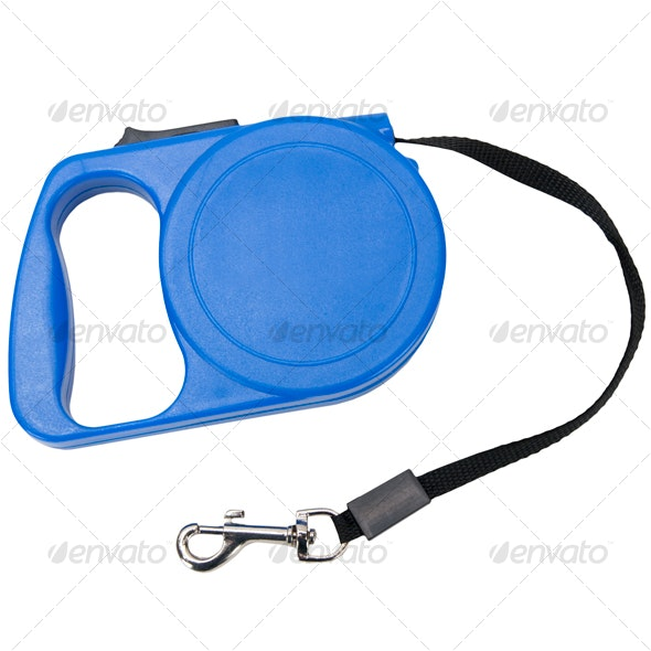 Retractable Dog Leash - Miscellaneous Isolated Objects