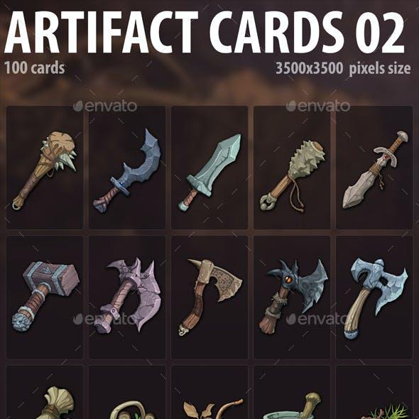 Artifact Cards 02