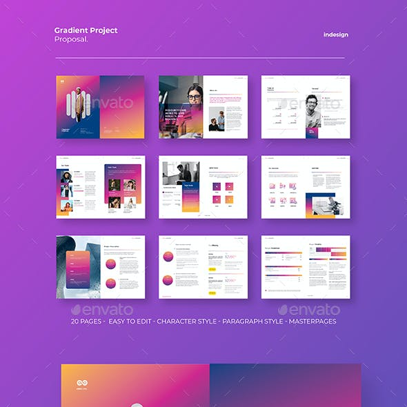 Simple Project Brief Template