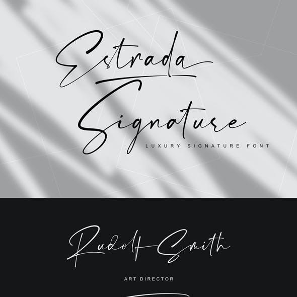 Estrada Signature