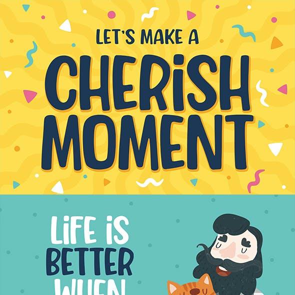 Cherish Moment