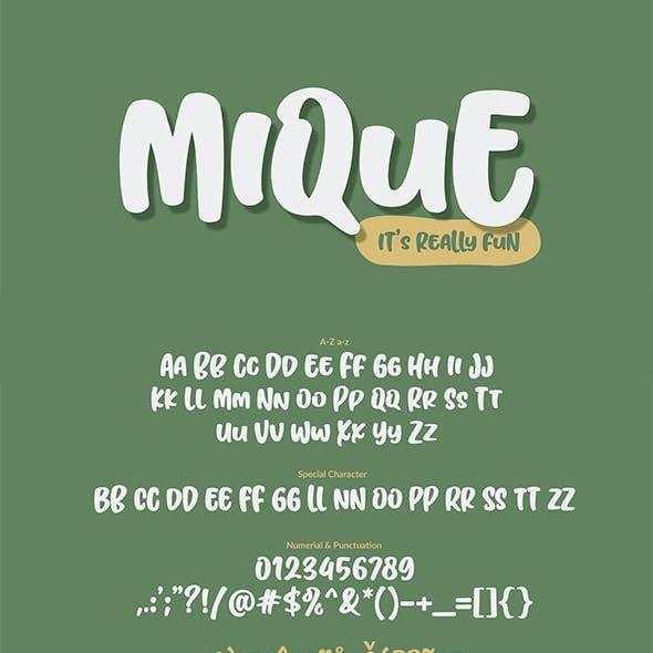 Mique
