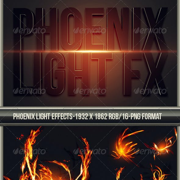 Phoenix Motion Light FX