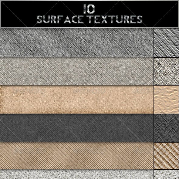 10 Surface Textures