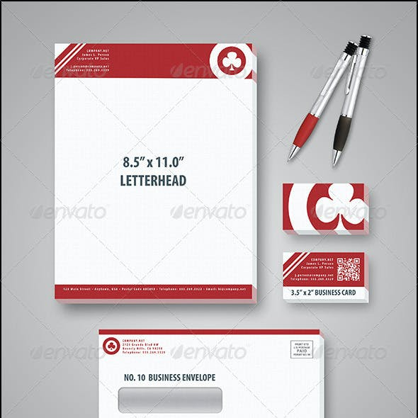 Branding Stationery Mock-Ups