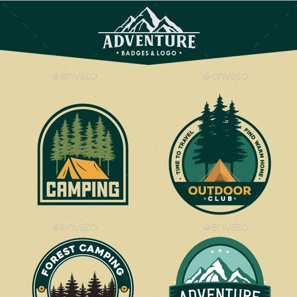 Adventure Badges & Logo