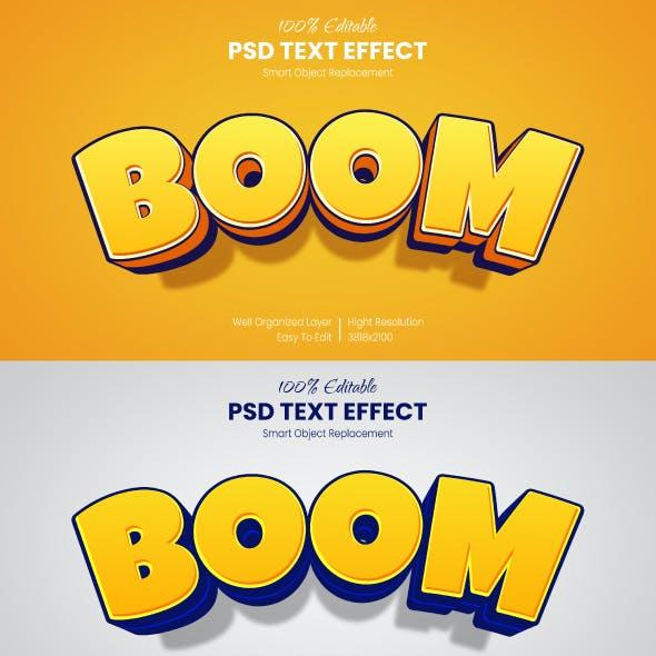 18 Cartoon Photoshop Text Effects - Comic Styles