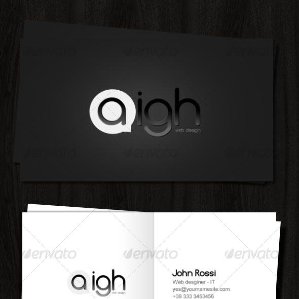 Aigh Card