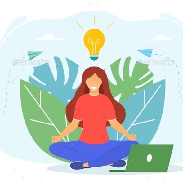 Meditation Workflow Concept
