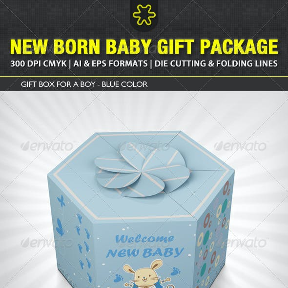 New born Baby Gift Package