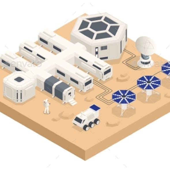 Isometric Mars Colonization, Biological