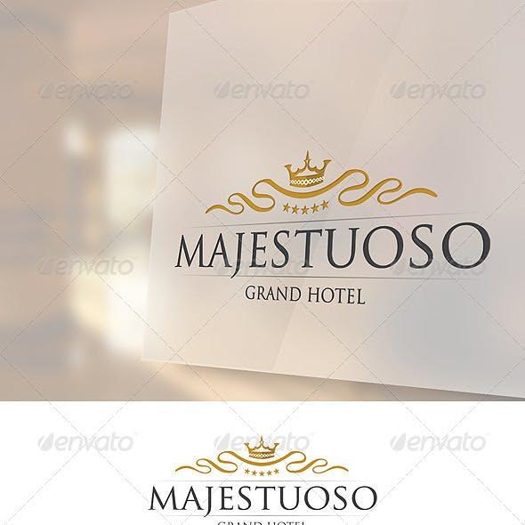 Majestico Logo Template