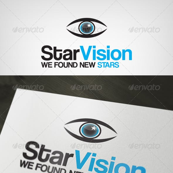 Starvision Logo