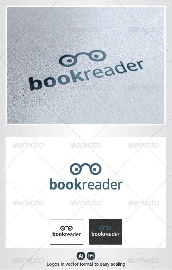 Book Reader Logo - Symbols Logo Templates