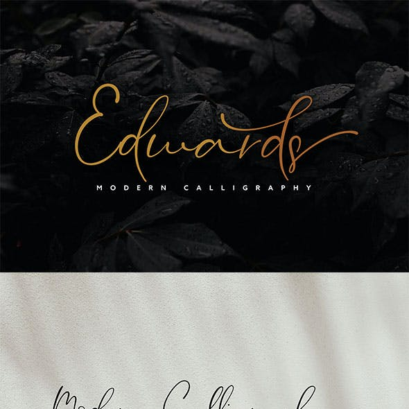 Edwards Script