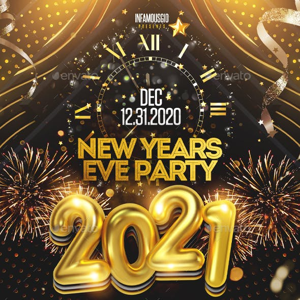 New Years Eve Party 2021