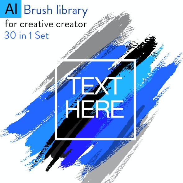 Illustrator Art Brush