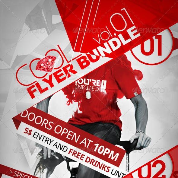 Flyer Bundle Vol.1