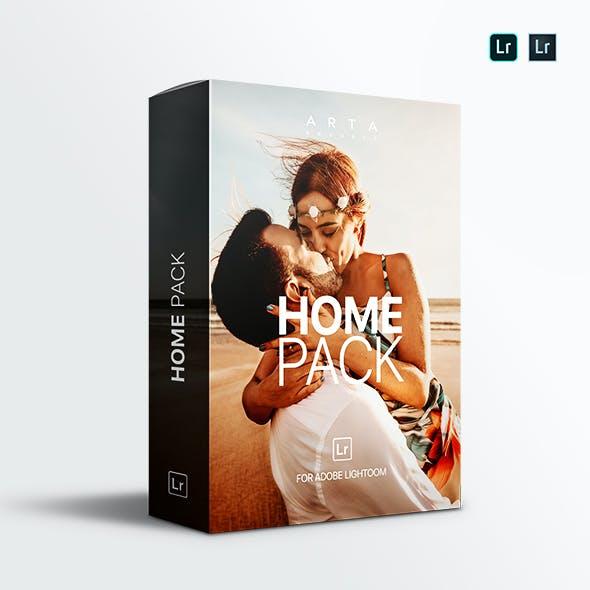 ARTA Home Pack For Mobile and Desktop Lightroom
