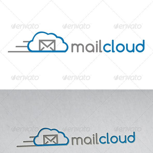 Mail Cloud Logo