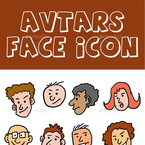 Face Avatars Icon