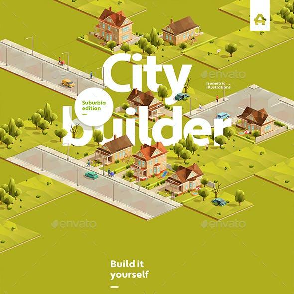Suburbia City Builder