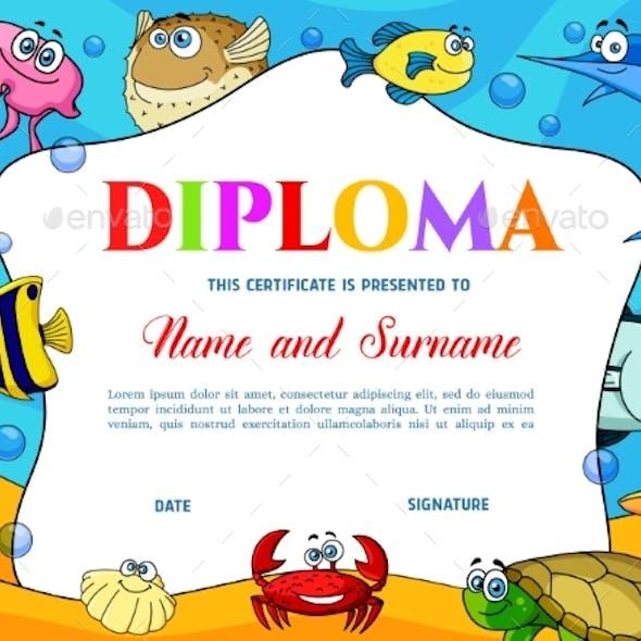 Kids Education Diploma