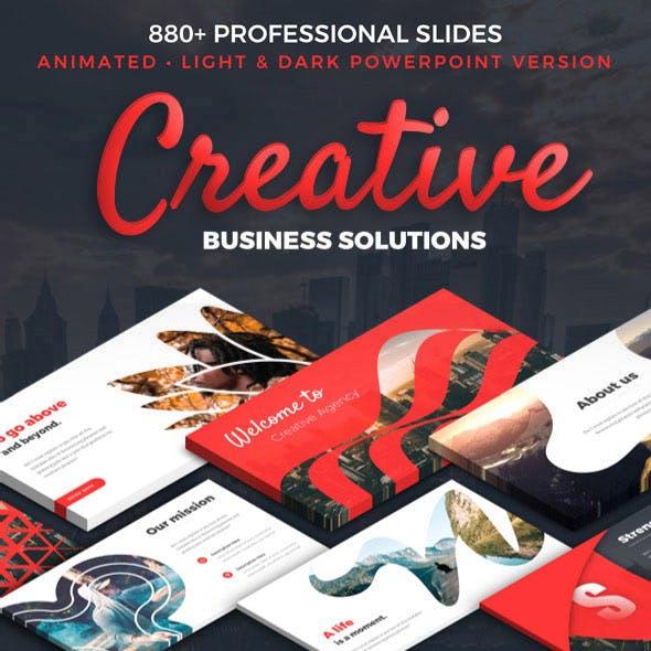 Creative Business Plan