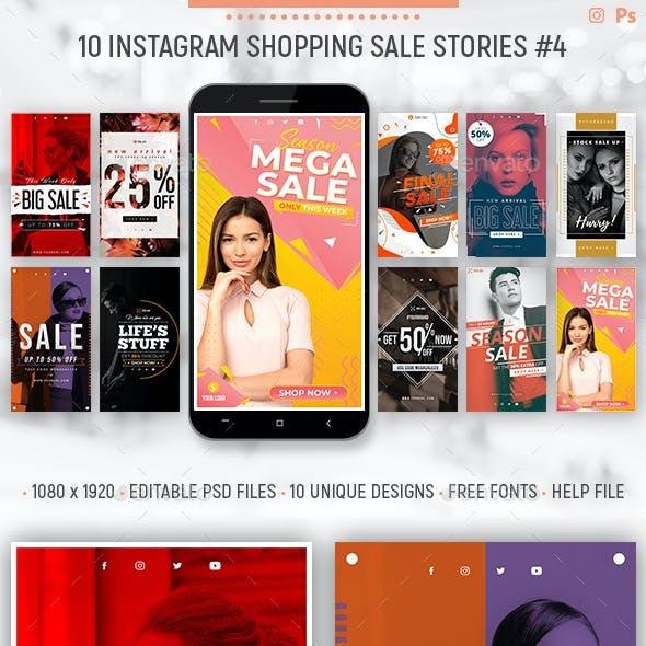 Instagram Sale Stories