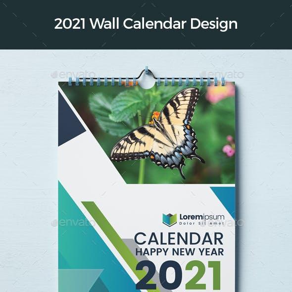 2021 Wall Calendar
