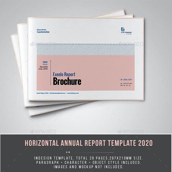 Horizontal Annual Report
