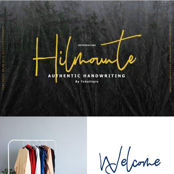 Hilmounte Signature