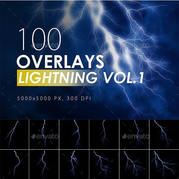 Lightning Overlays Vol. 1