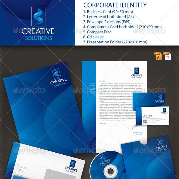 Solutions Corporate Identity