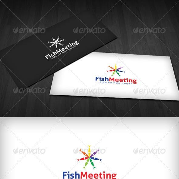 Fish Meeting Logo