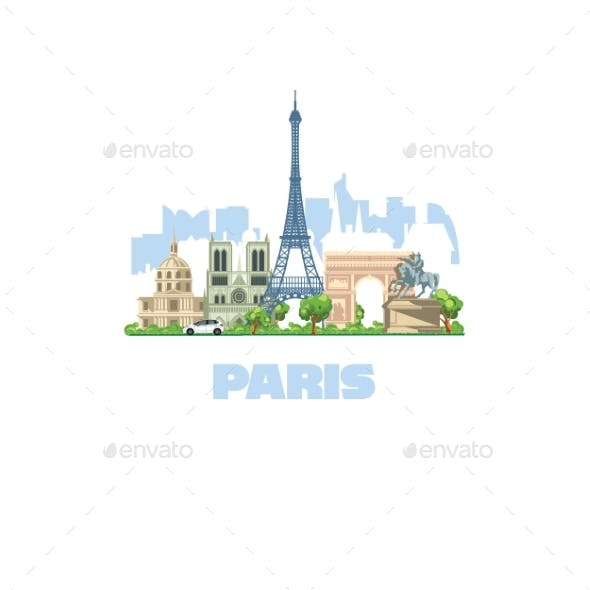 Most Beautiful City in Europe, Paris. Most Visited
