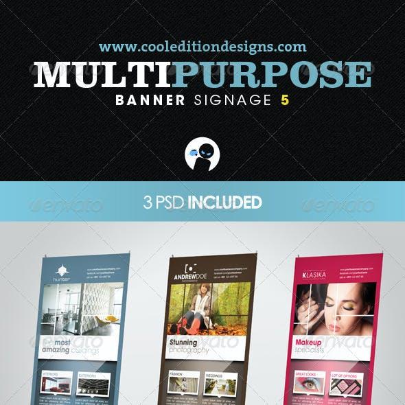 Multipurpose Banner Signage 5