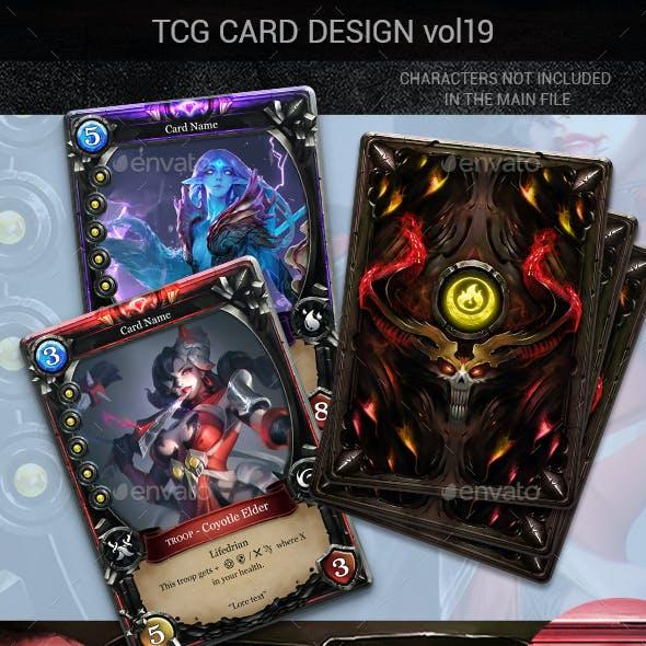 TCG Card Design Vol 19