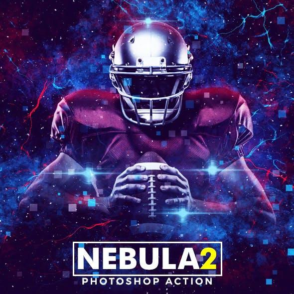 Nebula 2 Photoshop Action