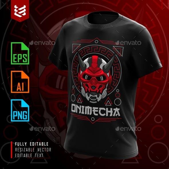 Geometry Onimecha T-Shirt