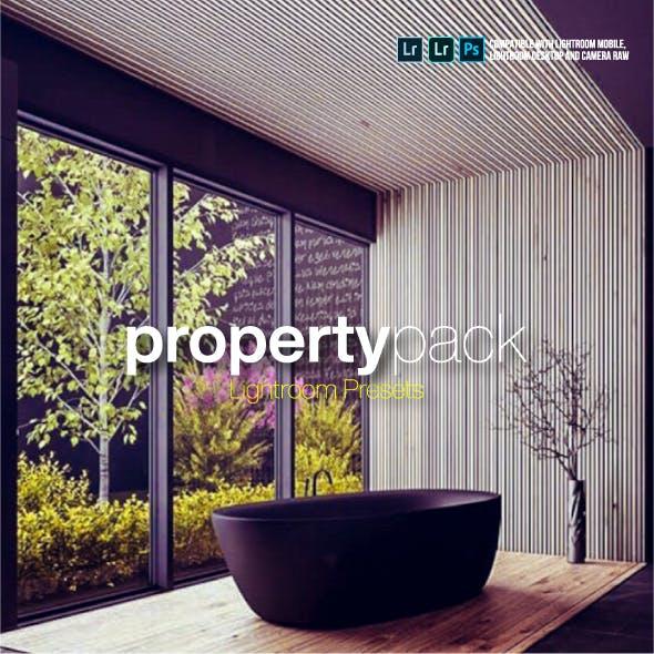Property Book Lightroom Presets